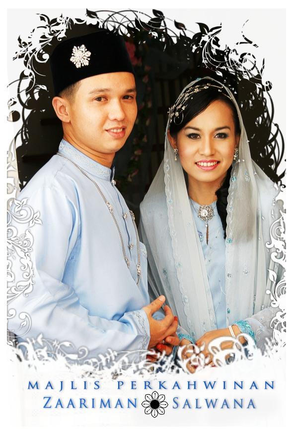 Majlis Perkahwinan Salwan & Zariman