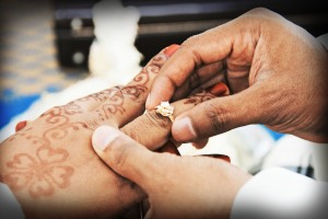 Majlis Perkahwinan Mansor dan Sazana